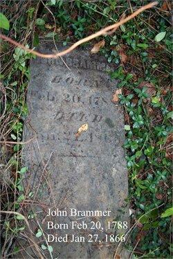 John Lee Brammer