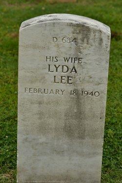 Lyda Lee <i>Sawyer</i> Fitzhugh