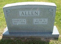 Elsie Jane <i>Davis</i> Allen
