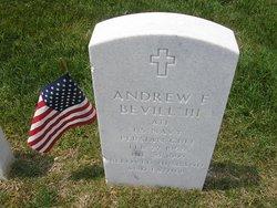 Andrew F Bevill, III