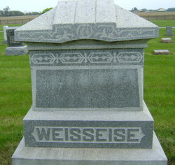 Mary A <i>Weisseise</i> Ormsby