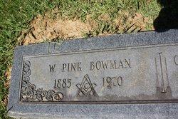 William Pinckney Pink Bowman