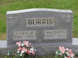 Cora Margarite <i>Alford</i> Burris