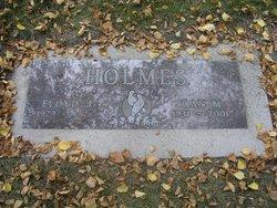 Floyd J Holmes