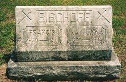 Katherina Catherine <i>Frisch</i> Bischoff