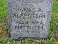 James A Albertson