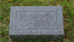 George W King