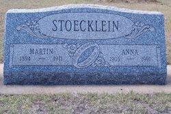 Annastasia Anna <i>Depperschmidt</i> Stoecklein