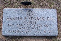 Martin Peter Stoecklein