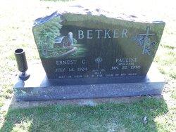 Ernest C. Betker