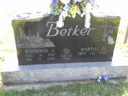 Martha D. Betker
