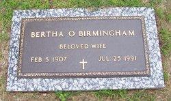 Bertha O Birmingham