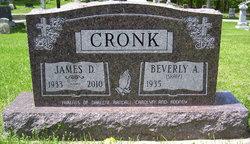 Pvt James Delano Cronk