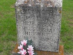 Missouri <i>Allen</i> Wininger