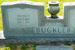 Joseph P Buckler