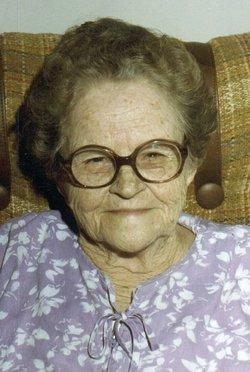 Gladys Mildred <i>Hampton</i> Allen