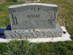 Golda <i>Brinkerhoff</i> Adair