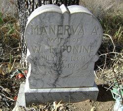 Manerva Ann <i>Tune</i> Bonine