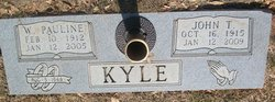Willie Pauline <i>Aytes</i> Kyle