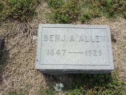 Benjamin A Allen