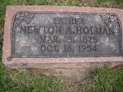 Newton Alvadore Holman