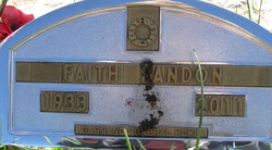 Faith <i>Fulton</i> Landon