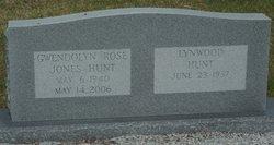 Gwendolyn Rose Gwen <i>Jones</i> Hunt