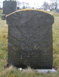 Mary Augusta <i>Beal</i> Davis