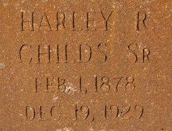Harley Rufus Childs