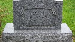Ray Donald Beckman