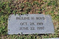 Pauline <i>Hennessee</i> Boyd