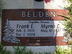 Frank E Belden