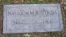 Nassoum Boutross