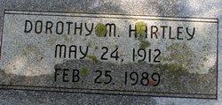 Dorothy Marie <i>McCandless</i> Hartley
