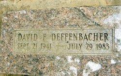 David F. Deffenbacher