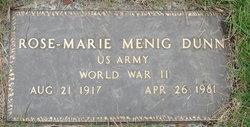 Rose-Marie <i>Meng</i> Dunn