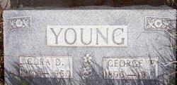 Cora D <i>Hatch</i> Young