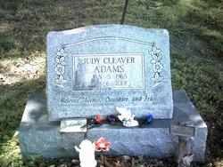 Judy <i>Cleaver</i> Adams