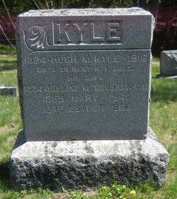 Adeline M <i>Gooshaw</i> Kyle