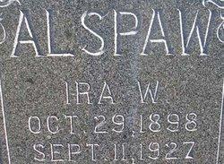 Ira W. Alspaw