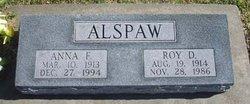 Anna F. Alspaw