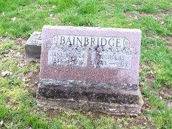 Jane <i>Beadle</i> Bainbridge