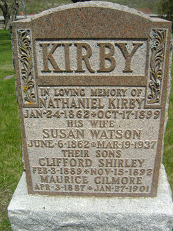 Clifford Shirley Kirby