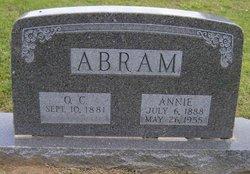 Annie Abram