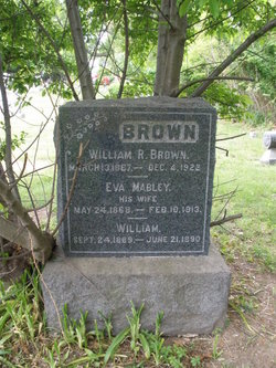 William <i>Mabley</i> Brown