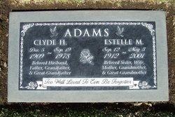 Clyde Howard Adams