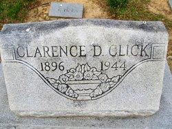Clarence D Click