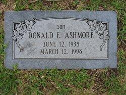 Donald Edward Ashmore