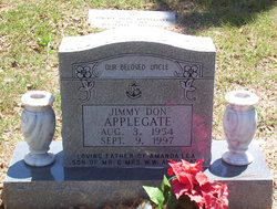 Jimmy Don Applegate