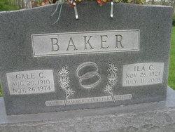 Ila C. Baker